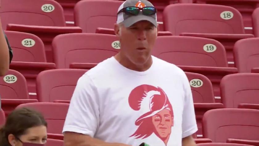 Brett Favre en Tampa