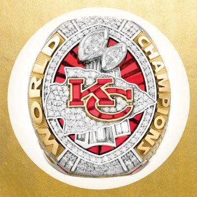 Kansas City Chiefs SuperBowl LIV Rings