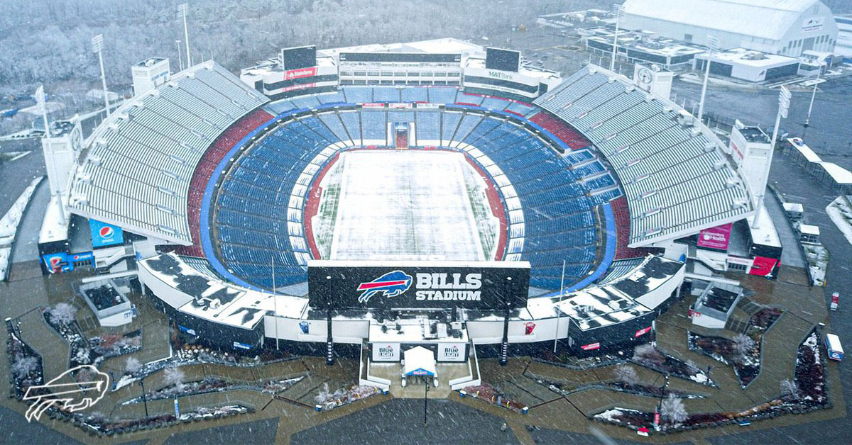 Buffalo piensa en tener un nuevo estadio