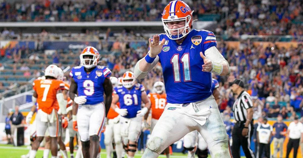 Florida se sale del Top 10 del ranking