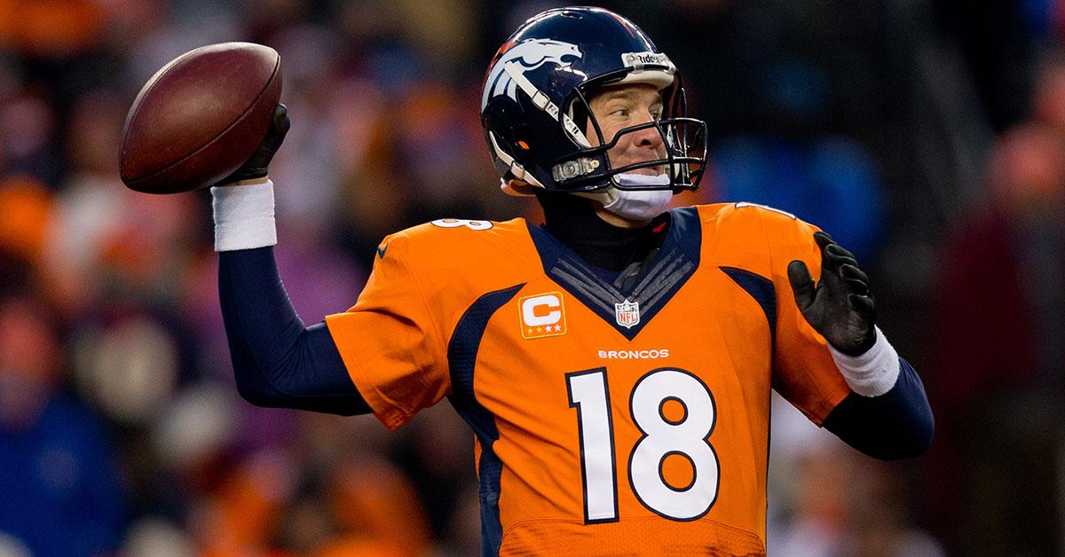 El mariscal de campo ganó un Super Bowl con los Broncos
