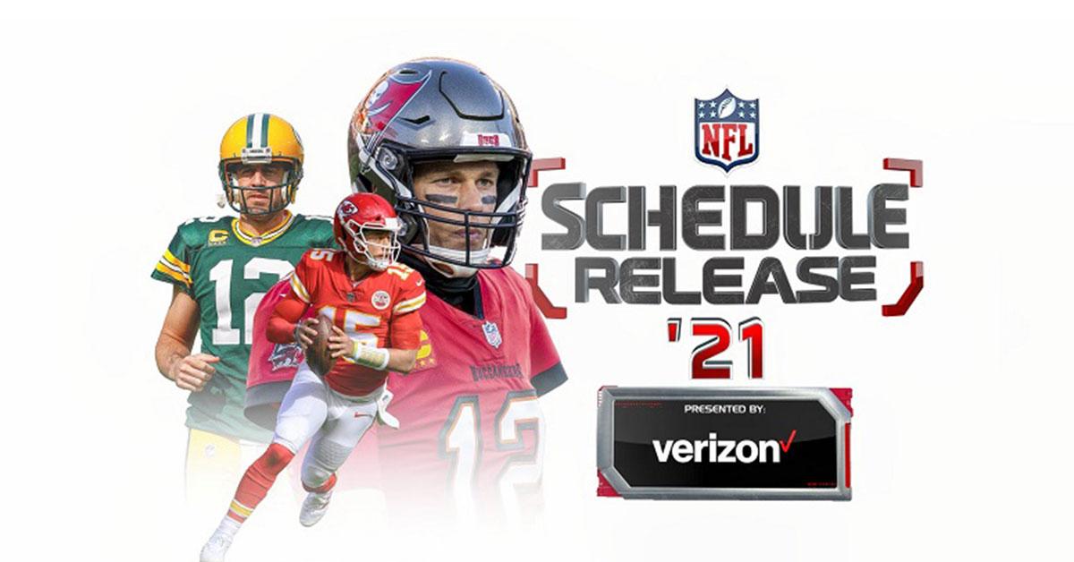 Ya hay calendario oficial de la temporada 2021 de la NFL