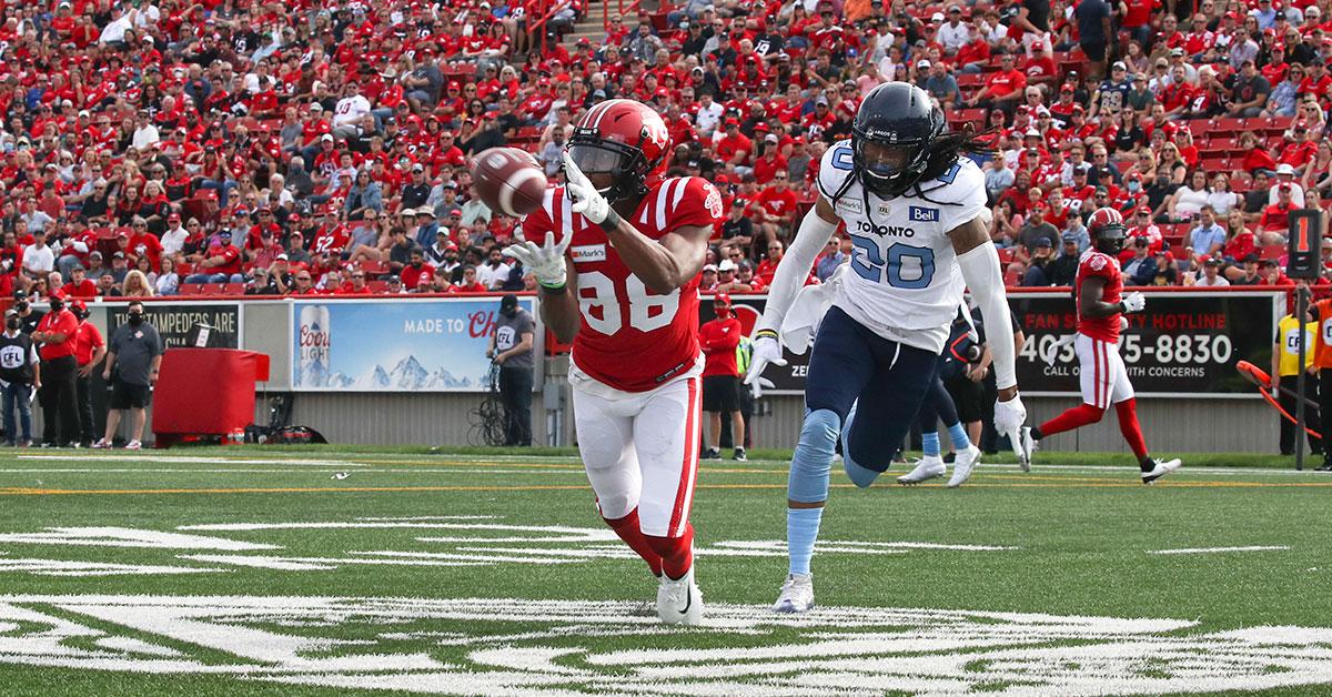 Los Argonautas sacaron la casta para vencer a Calgary