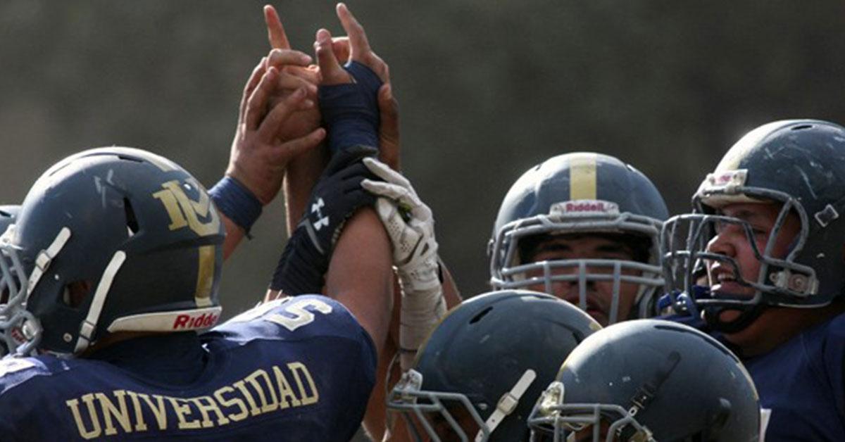 La trascendencia del fútbol americano en la UNAM